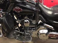 Mighty Mite Cooling Fans for Harley-Davidson V-Twins, Horn Mounted, Black
