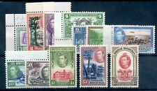 British Honduras 1938 defin sety fine MH