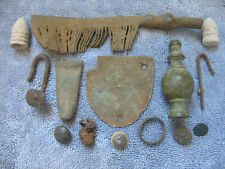 Dug Nice Relic Group From the Battle of Brandy Station- Culpepper, Va.