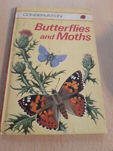 Ladybird Book Butterflies And Moths Series 727
