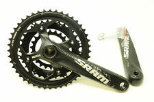 SRAM S1000 10 SPEED TRIPLE CHAINWHEEL CHAINSET 175mm PF GXP 44/33/22 X7 & X9 SYS