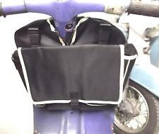 Beinschild Tasche Vespa V50 N L S R Special Elestart Primavera 125 ET3 Schwarz