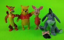 Disney Winnie the Pooh Tigger Eeyore Piglet Collectible Figurine Cake Topper NEW
