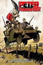 Peter Panzerfaust Vol 1: Great Escape & Vol 2: Hooked by Wiebe & Jenkins TPBs