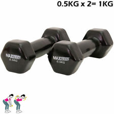 Set Manubri nero per body building