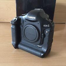 Canon EOS 1D Mark III 10.1MP Fotocamera Reflex Digitale-Nero (Solo Corpo)