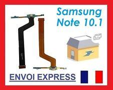 Samsung Galaxy Note 10.1 SM-P600 Micro USB Puerto De Carga Cable Flexible
