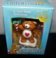 New in Box 2003 American Greetings Tender Heart Care Bear Christmas Ornament