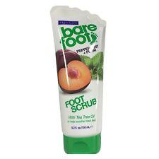 Freeman Bare Foot Scrub 5.3oz. Peppermint & Plum Cream Pumice