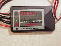 RSC-250 Softschalter Flugschalter mit Bremse Robbe 50 Ah.2-9 Iipo / 6-30 Zellen