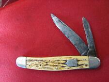 Vintage Camillus 4 Line Sword Usa Knife Lot 867 0216