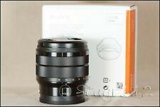 Sony E Mount (SEL1018)10-18mm f/4 OSS Zoom Lens - Mint