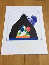 Concetto Pozzati - Bolaffi Arte Foto Litografia - Litography - Farblithografie