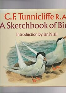 Sketchbook of Birds, C F Tunnicliffe, Used; Good Book