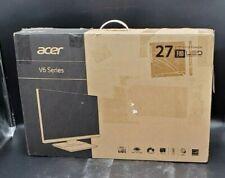 Acer V6 V276HL 27 inch Widescreen LED Monitor
