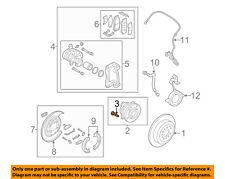 KIA OEM 11-18 Sorento Brake-Rear-Wheel Stud 527552E000