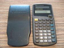 Texas Instruments Taschenrechner TI 30a  Solar + Hülle (693)