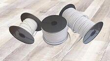 Gummileine Expanderseil Gummiseil Expanderleine Weiss Preis pro Meter 3 - 10mm
