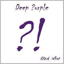 Now What?! DEEP PURPLE  CD