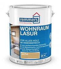 Remmers Wohnraumlasur eiche 2,5 Liter + **Anstreich-Set gratis**