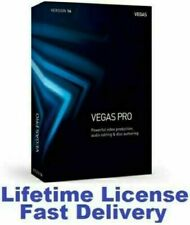 Sony Vegas Pro 16 Windows Video Editing Pre-Activated License - !!!SALE!!!!