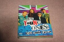 The Young Ones - Every Stoopid Episode (DVD, 2002, 3-Disc Set) *Brand New Sealed
