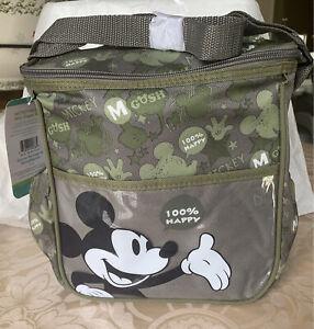 Mickey Mouse Mini Diaper Bag