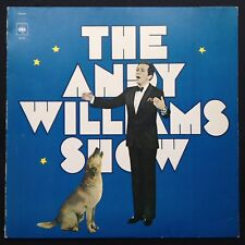 ANDY WILLIAMS SHOW TV Soundtrack OST LP Mike Post Bacharach John Denver Legrand