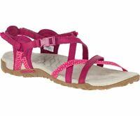 Merrell Terran Lattice II Women's Sandal J55310 Fushia NEW