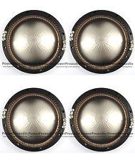 4PCS/LOT Replacement Diaphragm for JBL 2445 2445J 2440J 2441J 16 ohm
