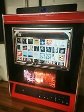 More details for home digital jukebox over 20000 songs, easily add more can be wall hung, mancave