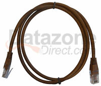 3m Ethernet Cable Cat6 UTP RJ45 Network Lan Patch Lead 100% Copper