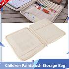 Multifunction Children Paintbrush Crayons Stationery Bag Large Capacity Kids New