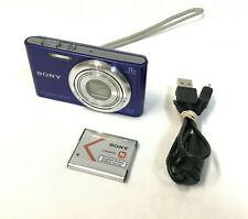 Sony Cyber-Shot DSC-W730 16.1MP Digital Camera - Blue
