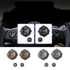 For Mercedes-Benz W221 S 2006-2009 Black R&L Steering Wheel Switch Button