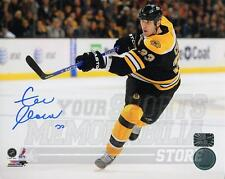 Zdeno Chara Boston Bruins Signed Autographed Home Action 8x10 PF B