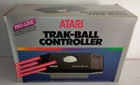 ATARI 2600 TRACKBALL CONTROLLER BLACK LETTERS  Brand New NOS RARE