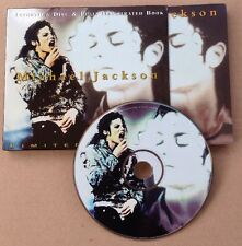 Michael Jackson - Ltd Edition Interview Picture Disc Cd & Book Set Very Rare!