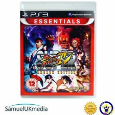 Super Street Fighter IV - Arcade Edition (Essentials) (PS3) **GREAT CONDITION**