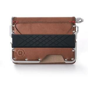 NEW  Dango D01 Dapper Pen Wallet - with Leather (Rawhide, Whisky Brown, Black)