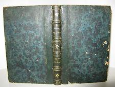 ALFRED DE MUSSET OEUVRES POSTHUMES 1860 EO Exemplaire de MARIE COLOMBIER THEATRE