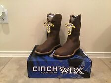 97cc6526fe8 Cinch Work & Safety Boots for Men for sale | eBay