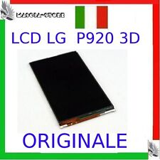 LCD SCHERMO Per LG P920 OPTIMUS 3D Display Monitor  Ricambio