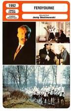 FICHE CINEMA : FERDYDURKE - Glen,Stephens,Godrèche,Skolimowski 1992 30 Door Key