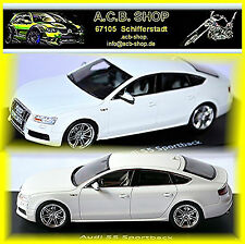 Audi S5 Sportback 2009-11 weiss white 1:43