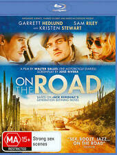 On The Road DVD, Sam Riley, Kristen Stewart, Garrett Hedlund, Walter Salles