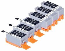 For Canon ink cartridges BCI-15 15BK BCI-16 i70 i80 i90 -6pks