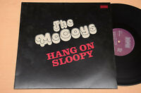 THE McCOYS LP HANG ON SLOOPY GERMANY AUDIOFILI TOP EX
