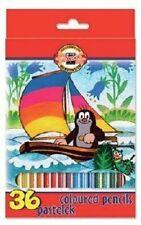KOH-I-NOOR The talpa' scuola Matite Colorate Set, Colori Assortiti 36 confezione