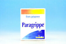 BOIRON PARAGRIPPE ® Homeopathic Influenza Flu Fever Treatment Relief Medicine